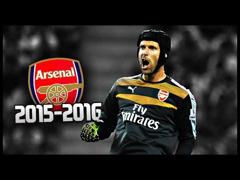 Petr Cech ● Best Saves ● Arsenal ● 2015/2016 Pre Season