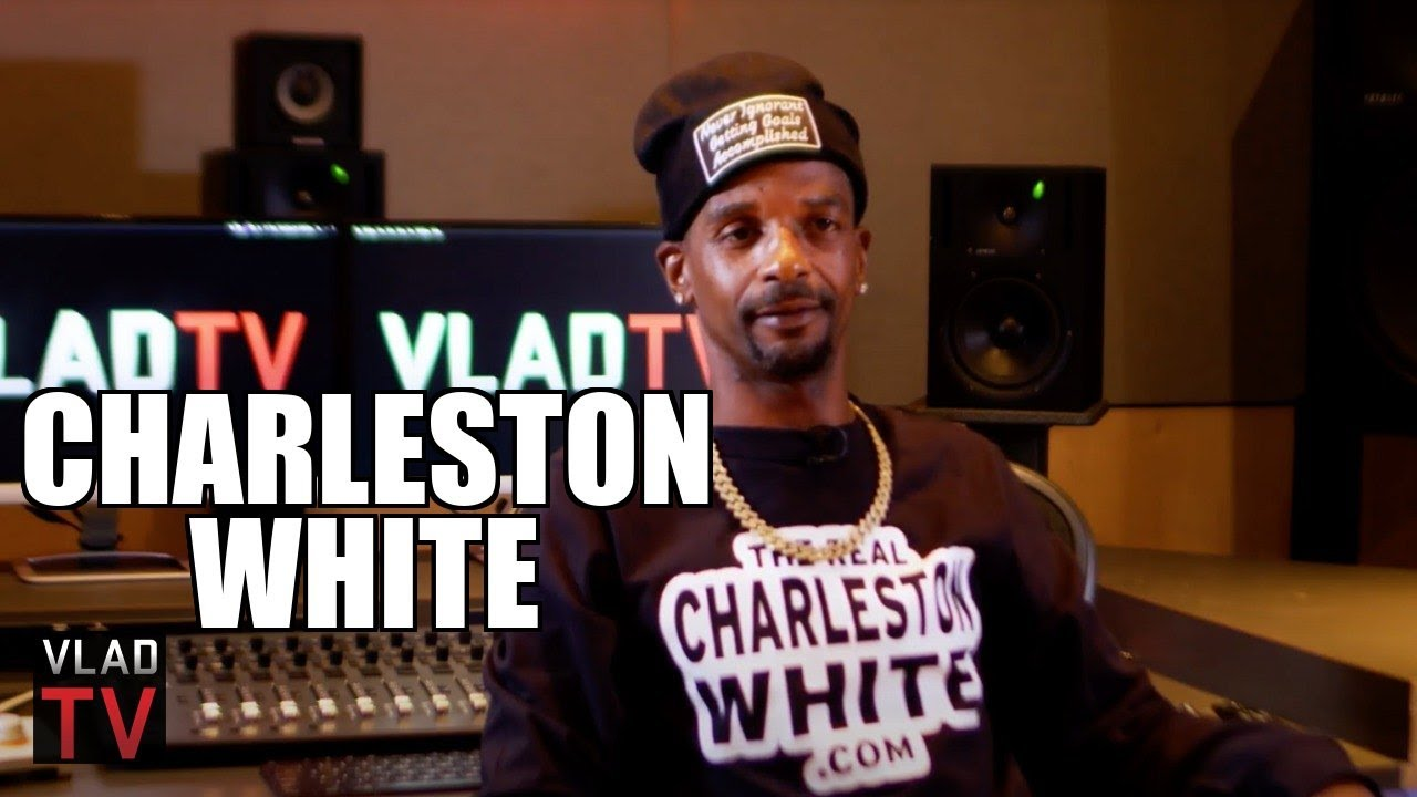 Download Charleston White on Why He Had a Gun During Mob James Altercation (Part 4)