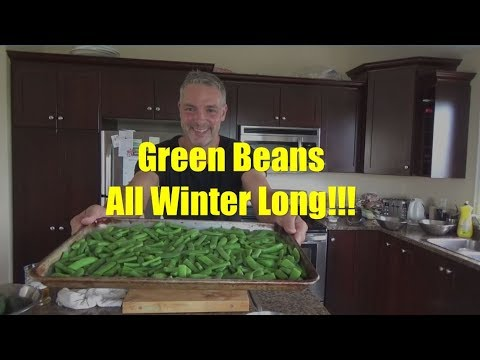 How To Blanch And Freeze Your Beans