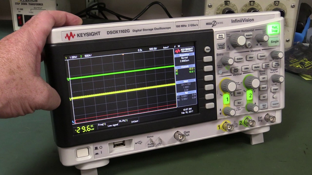 keysight oscilloscope giveaway giveaway keysight 1000 x series oscilloscope youtube 2965