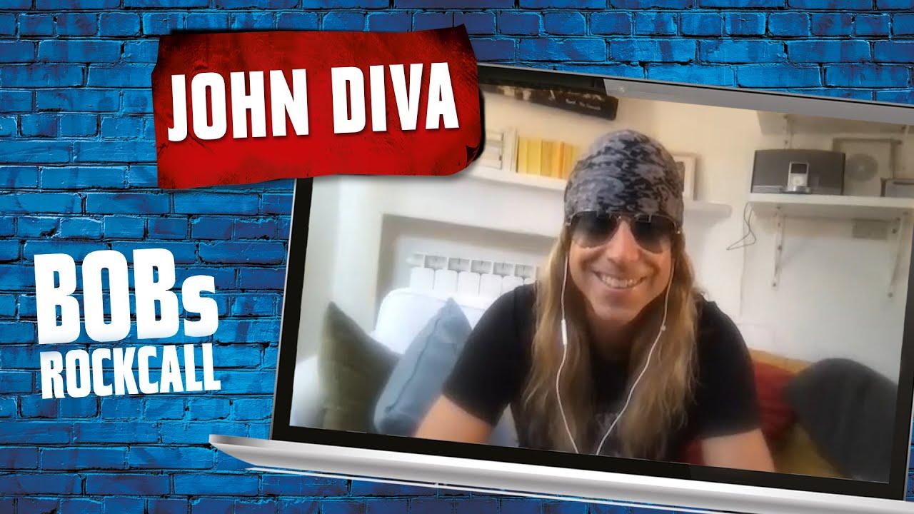 John Diva über die anstehende Tour und die Musikbranche während Corona   BOBs Rockcall