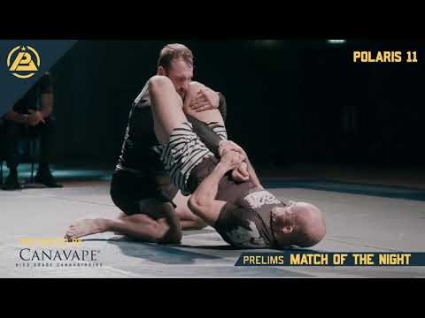 Polaris 11: Prelim Match of the Night - Lloyd Cooper vs Matty Holmes
