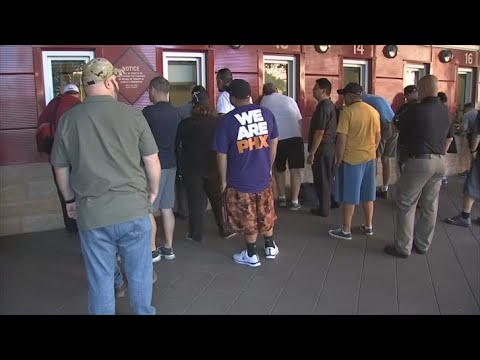 D-backs' Wild Card Game Sold Out In An Hour