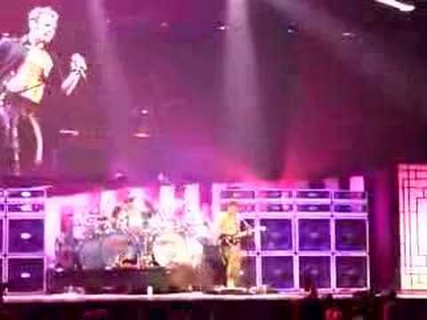 Van Halen - Dance the Night Away LIVE @ Meadowlands Arena