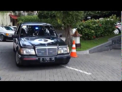 W124 MBCI BANDUNG CHAPTER MERCEDES BENZ BOXER CLUB INDONESIA GOES TO JOGJAKARTA 2016