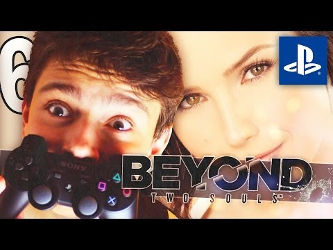 Beyond: Two Souls #6 - MAMUSIA