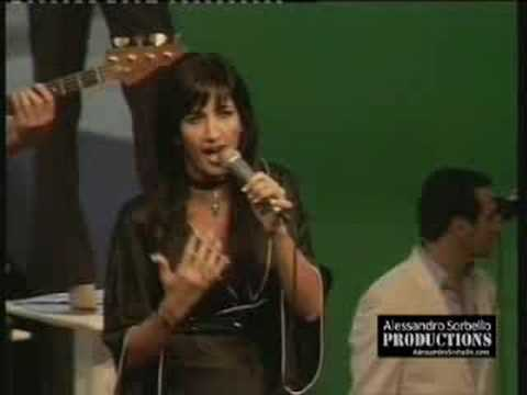 Anna Maria La Spina Sings Love Is More Than 3 Words Youtube
