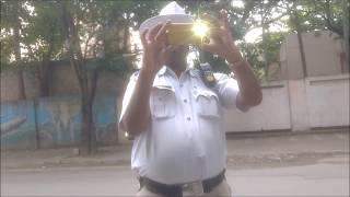 Bangalore Traffic police harassing and lying