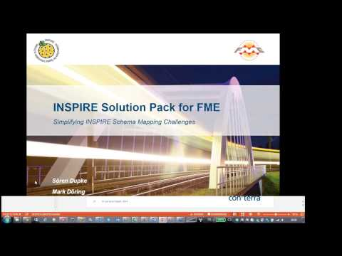 INSPIRE Success Stories with FME