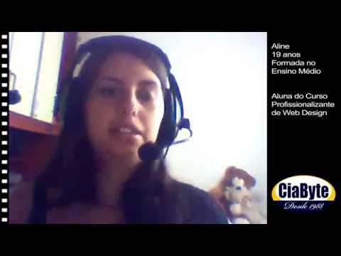 Видео Cursos profissionalizantes online