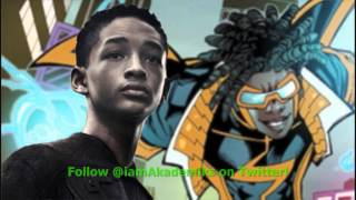 "Jaden Smith to Play ""Static Shock"" in Film Series."