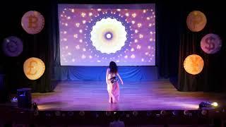 ЛЕТО, 2018 :: ВТОРАЯ СМЕНА / Открытие смены - Презентация кружка «Восточные танцы»