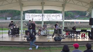 제4회 버스킹(칠곡보) 레드넥 - Sixpounder  cover(CHILDREN OF BODOM ver)
