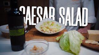 Caesar Salad - Chef Marco Scaramucci #iocucinoacasa