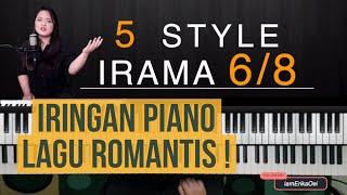 Irama 6/8 Piano Untuk Lagu Romantis | Belajar Piano Indonesia