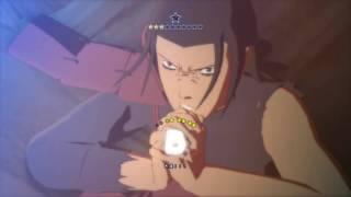 火影忍者 千手柱间 VS 宇智波斑 火影里的超震撼的一战