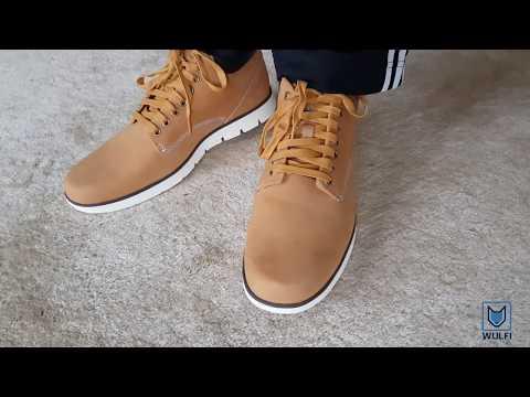 NEW Timberland Bradstreet chukka winter shoes YouTube