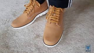 comprar patrocinado Hombre  NEW Timberland Bradstreet chukka - winter shoes - YouTube