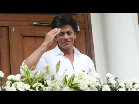 UNCUT Shahrukh Khan EID 2016 Special Press Conference | Eid Mubarak