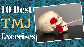 10 Best TMJ Exercises to Stop Pain in Your Jaw - Temporomandibular Joint Disorder (Updated)