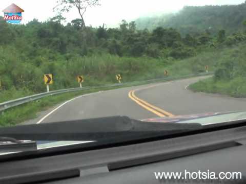 ขับรถขึ้นภูทับเบิก(drive up to phutabberk)