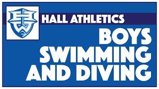 Hall Boys Swimming vs. Berlin - February 23, 2021
