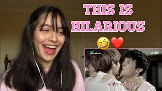 BTS LOVE CYCLE ll REACTION~ aww T_T