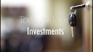 Mortgage Monday: Investments