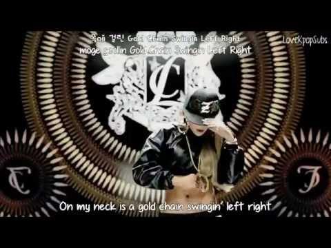 CL - The Baddest Female MV [English subs + Romanization + Hangul] HD