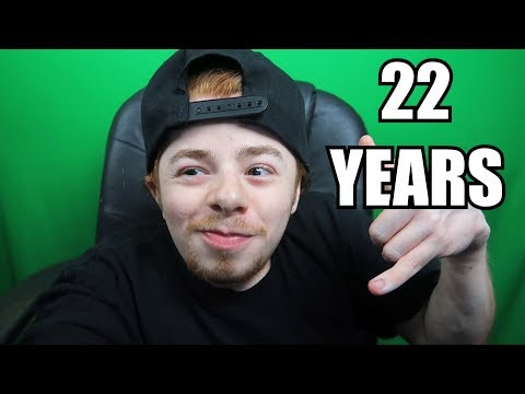 IT'S MY BIRTHDAY!!! (22 Years Old)