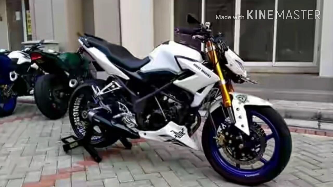 107 Modifikasi Motor Cb 150 R Street Fighter Modifikasi Motor