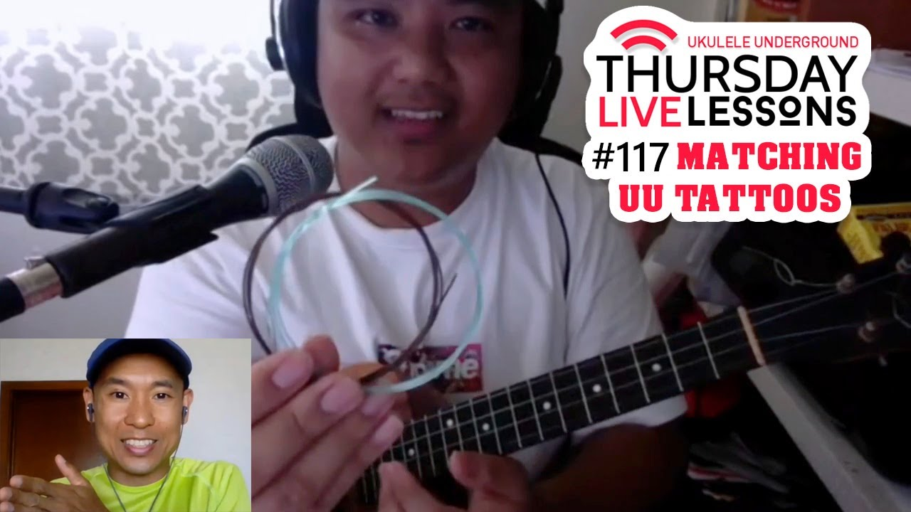 TLL Podcast #117 - Matching UU Tattoos