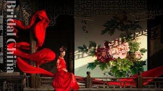 Sails Chong - Bridal China 2017 - Hasselblad , broncolor