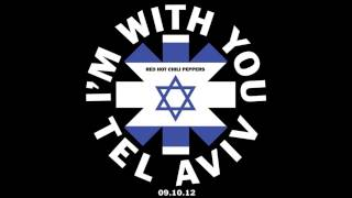 Red Hot Chili Peppers - Behind The Sun (Tease, Live at Tel Aviv)