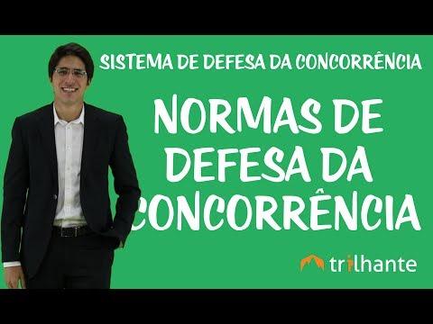 Normas de Defesa da Concorrência - SBDC