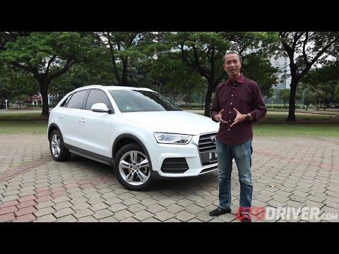 Audi Q3 2016 Review Indonesia - OtoDriver (Part 1/2)