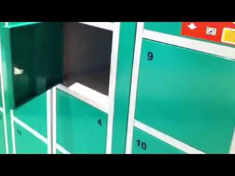 Автоматические камеры хранения для пляжей, фестивалей и торговых центров. 1. Простая, понятная и востребованная услуга. 2. Быстрая.