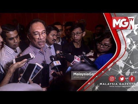 TERKINI : Tak perlu Jumpa Zakir Naik - Anwar Ibrahi