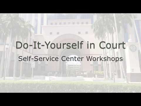 Sealing Or Expunging Criminal Records DIY In Court Workshop