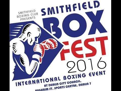 SmithfieldBoxFest 2016 Fri 30th Ring A