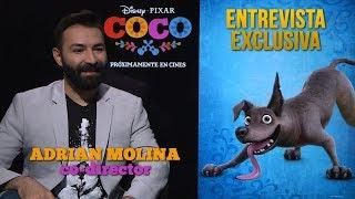 Después de ver esta entrevista, irás corriendo a ver 'Coco'