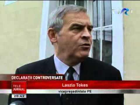 Laszlo Tokes - autonomie pentru judeţele Bihor şi ...