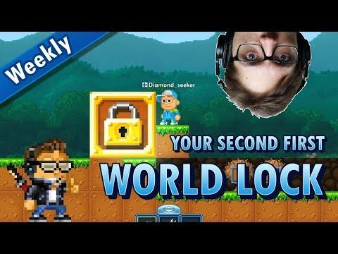 How to get your Second First World Lock - Episode 52 - Pixel Worlds
