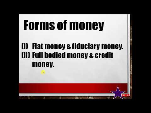 What is money , Central Bank & Comercial Banks & its functions by Tanya Singla
