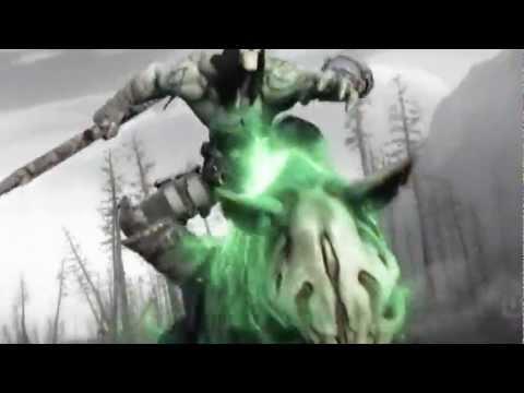 Darksiders II: Morte colpisce - Parte II [HD - Cinematic Trailer official 2012