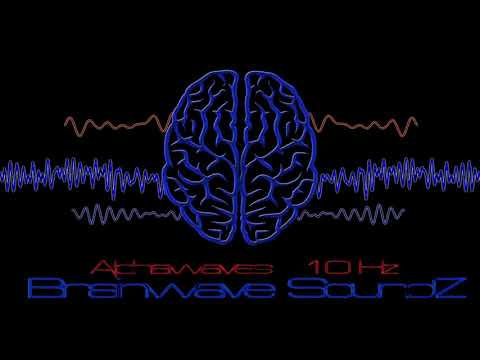 ♫♪♫♪ 30min Powerlearning | Alphawaves | 10Hz | Brainwave SoundZ ♫♪♫♪