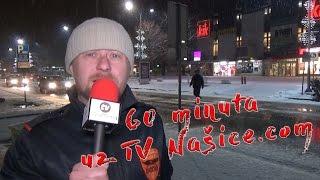 """Snježna najava emisije """"60 minuta"""" uz TV Našice.com"""