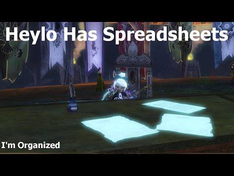 Heylo Has A Spreadsheet