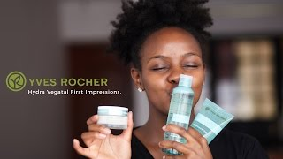 new Yves Rocher Skin Care Products : Pure System