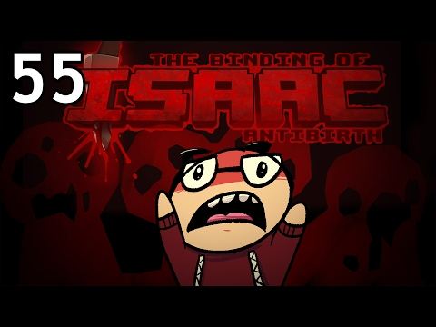 The Binding of Isaac: Antibirth - Northernlion Plays - Episode 55 [Zane]